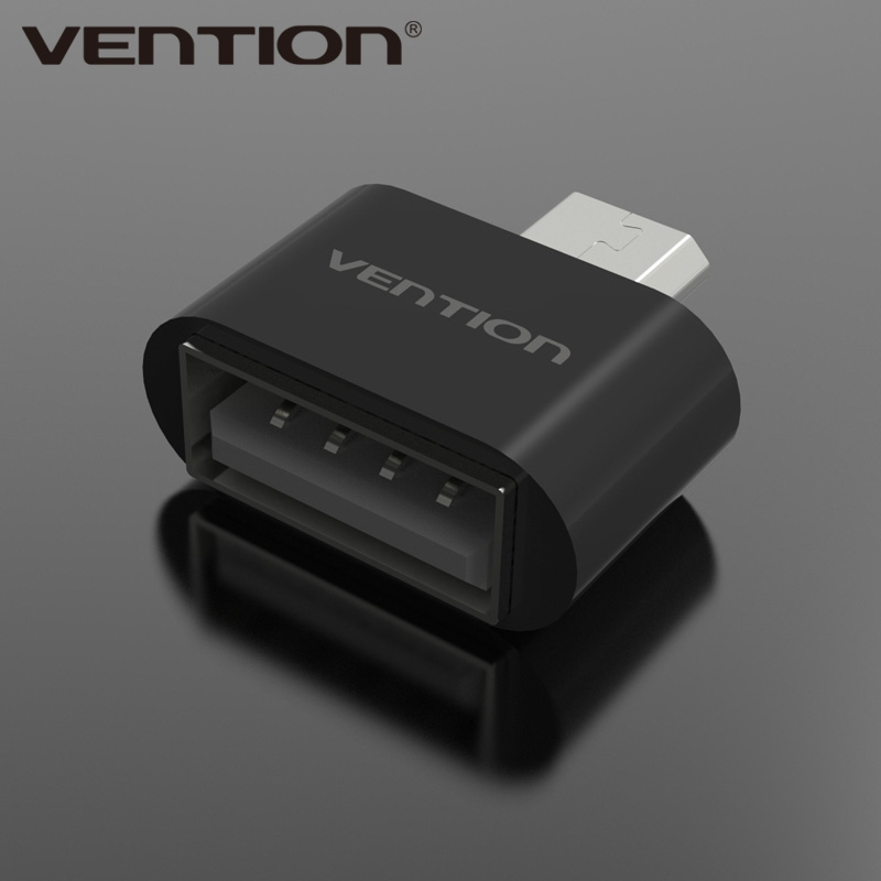 VENTION 2.0 Converter Micro USB To USB OTG Adapter For Android Samsung Galaxy S3 S4 S5 Tablet Pc to Flash Mouse Keyboard