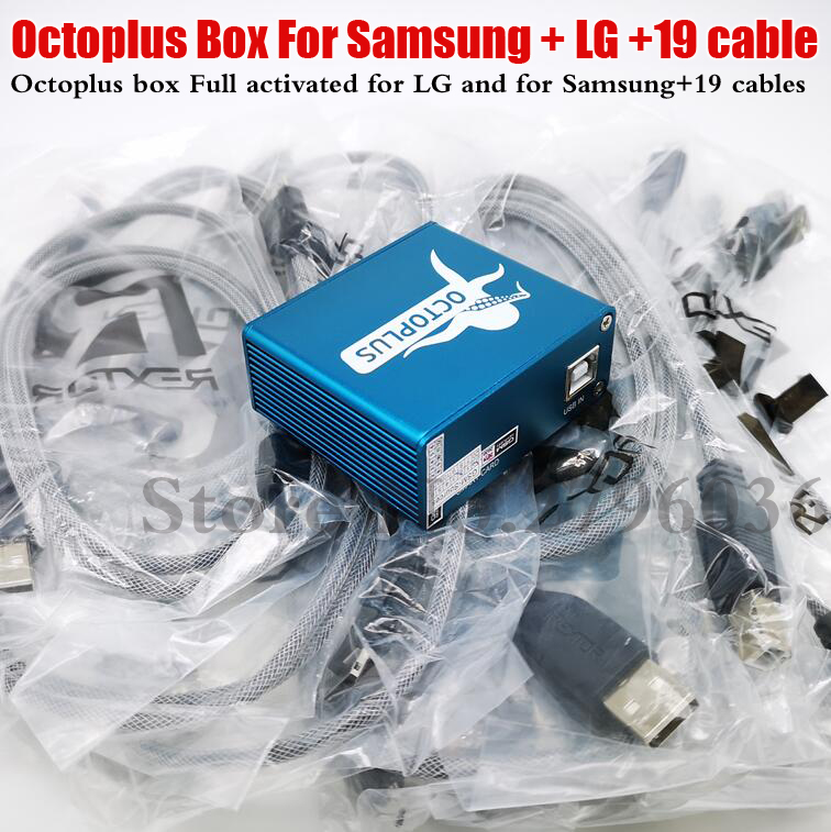 and JTAG for Octopus