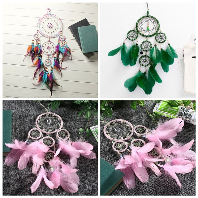 Colorful Wall Dream Catcher