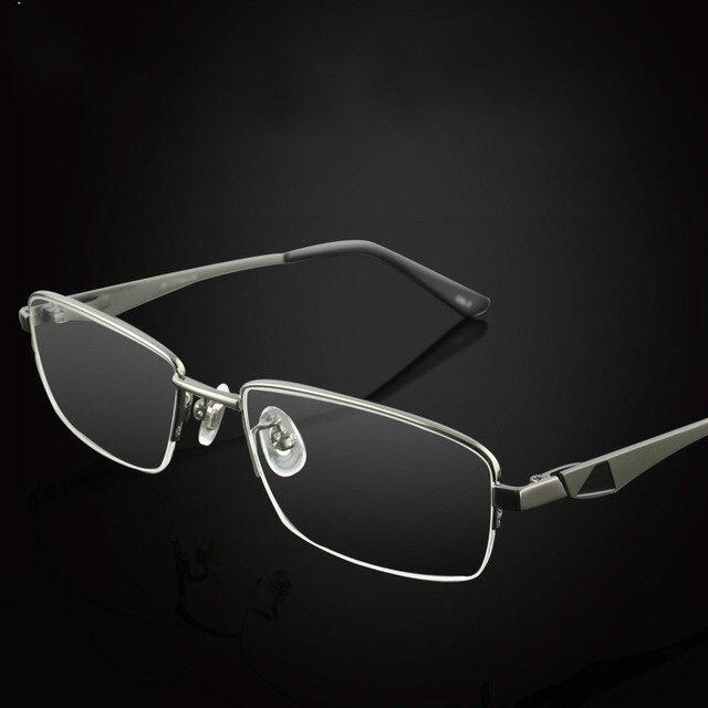 f8c7eaabfc85 2016 Business pure titanium frames big face Optical Frames Eyeglasses  Frames Spectacle Frames free shipping