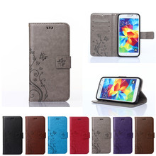 Leather Case For Samsung Galaxy S5 SV Neo S 5 G900 G903 SM-G900fd G900F G900H SM-G900F SM-G900H SM-G903F G903F Flip Phone Cover