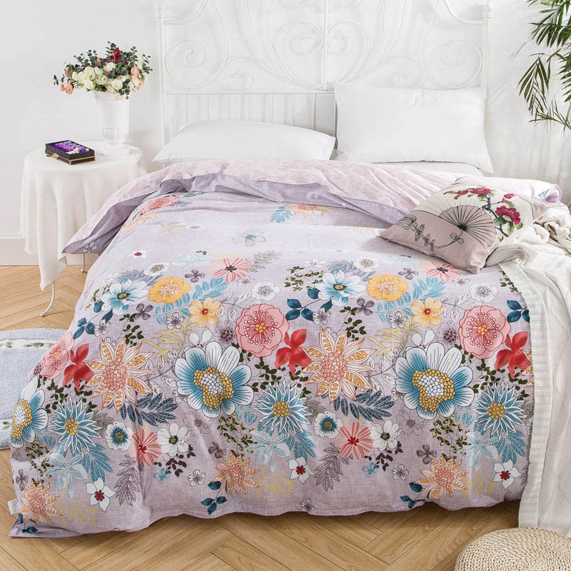 decorUhome 100% Cotton Duvet Cover With Zipper Full Queen King Size Duvet Cover quilts comforter case 1pc Vintage Blend DuvetdecorUhome 100% Cotton Duvet Cover With Zipper Full Queen King Size Duvet Cover quilts comforter case 1pc Vintage Blend Duvet