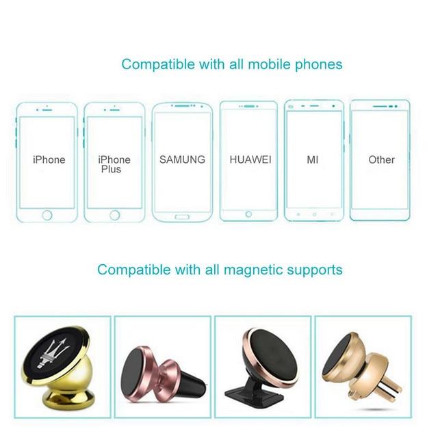 Metal Magnetic Disk for Car Phone Holder 4