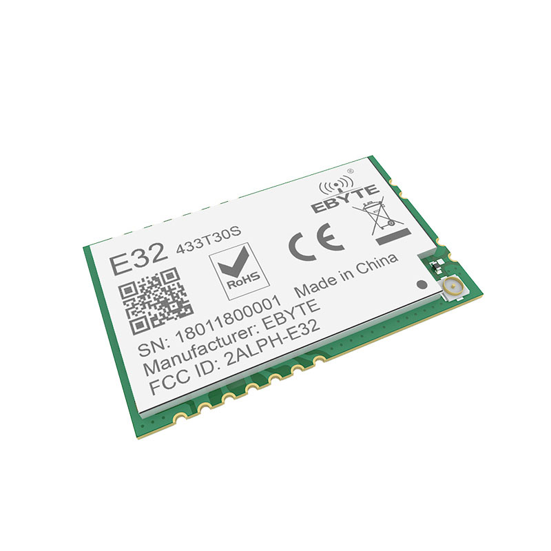 Image 3 - LoRa SX1278 433MHz rf TCXO Module 1w ebyte E32 433T30S Long Range Transceiver UART SMD 30dBm 433 mhz IOT Transmitter Receiver-in Fixed Wireless Terminals from Cellphones & Telecommunications