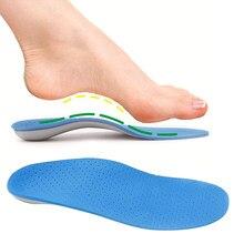 0f7c622b2 Órteses TPU Palmilha Ortopédicos pé plano Palmilhas para Sapatos  confortáveis inserção pad Apoio Do Arco para