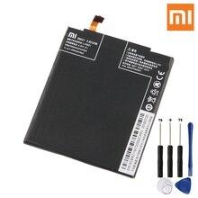 Xiao Mi Original BM31 Battery For Xiaomi 3 M3 mi 3 BM31 Genuine Replacement Phone Battery 3050mAh With Free Tools цена