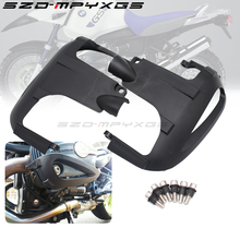 For BMW R1150GS R1150RT R1150R R1150 GS RT 1150 2004 2005 04 05 Black Double Ignition Engine Cylinder Protector Guard Cover