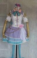 love live cosplay angel lolita cosplay short dress Costume dress cosplay/lolita/costume frenchmaid cosplay