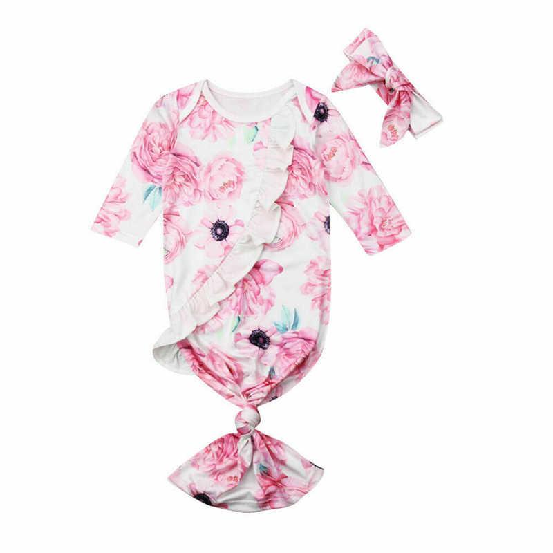 Семейная одежда цветочный одежда для малышей Одежда для девочек детский комбинезон Sleepbag комбинезон летняя одинаковая сестры Костюмы соответствующий костюм