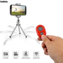 Monopod Remote-Shutter Xiaoni Bluetooth Self-Timer Wireless Kebidu Samsung for iPhone