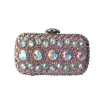 Diamant Abendtaschen Bling Strass Kristall Handtasche