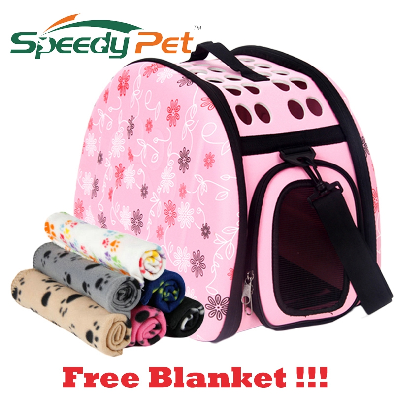 Dog Bag Cat Carrier Pet Sleeping Portable Foldable Travel Puppy Carrying Backpacks In Carriers From Home Garden On