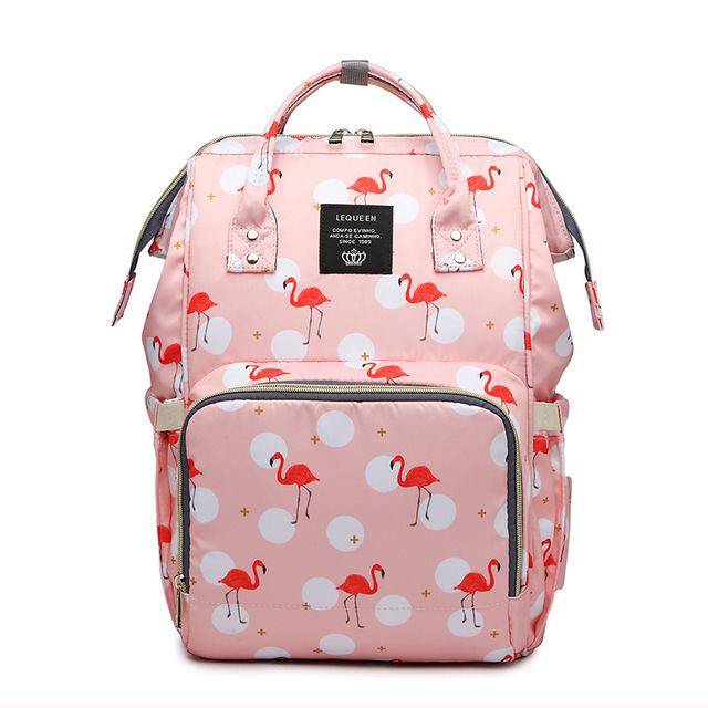 Diaper Maternity Bag Large Capacity Travel Backpack