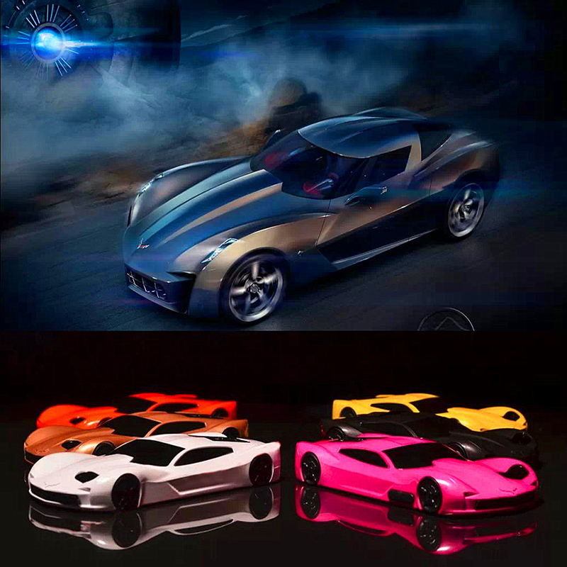 Hot Cool Transformers Car holder Phone Case Cover For iPhone 8 8plus 7 7plus 5 5s 6 6s plus 4.7 5.5 Ferrari Sports Car Hard Case