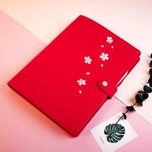 Image 2 - Notebook Big Spiral Hinweis Buch A4 Planer Bindemittel Täglich Memos Agenda Organizer Notepad Schule Büro Liefern