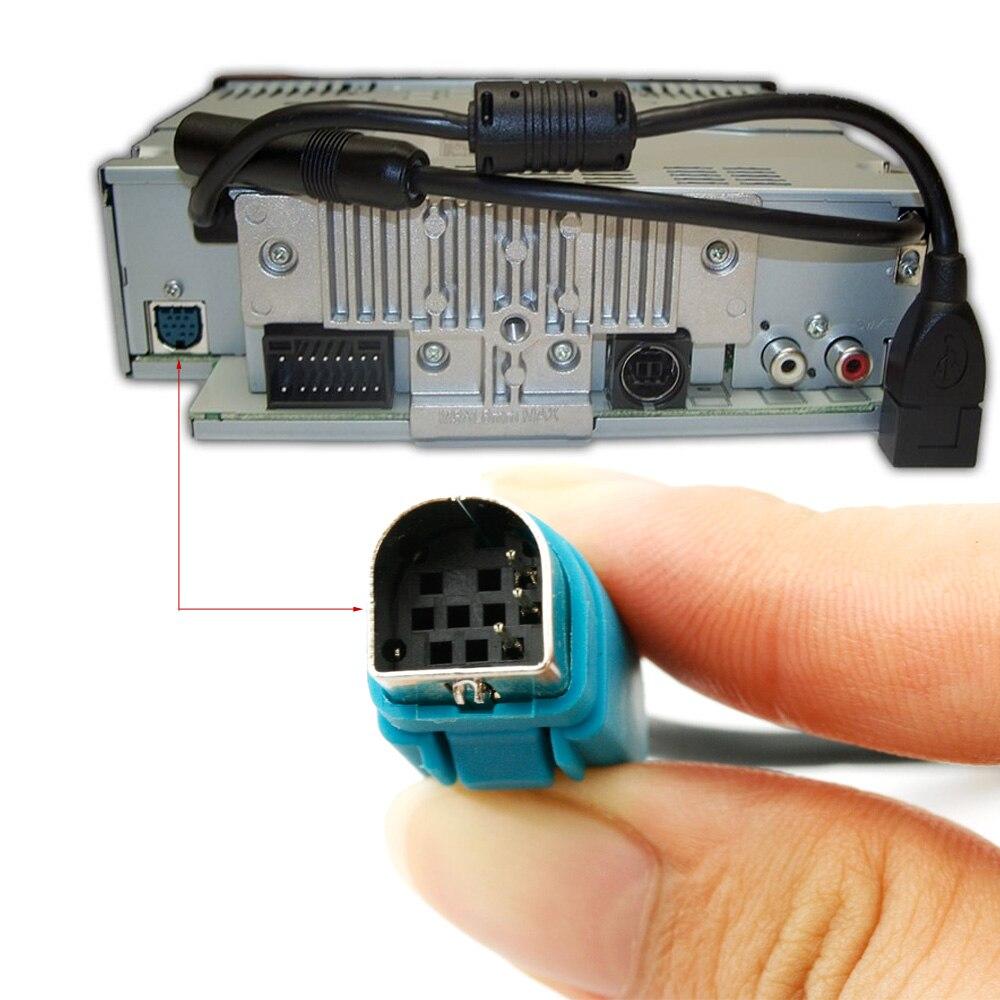 Auto Bluetooth Modul mit Filter für Alpine CDA 9887 9856 9871 iDA ...