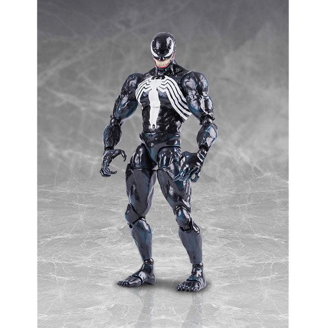 1/6 The Avengers Veneno Alternativa super-heróis HC Venom PVC Action Figure Collectible Modelo Toy Box-Embalado 26 cm