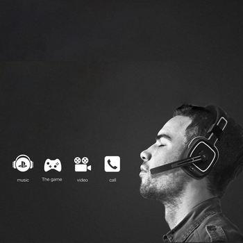 Telefonkopfhalterung   Drahtlose Bluetooth Kopf-Montiert Kopfhörer Noise Reduction Stereo Bass Headset 15 Stunden Batterie Lebensdauer Mit Mic
