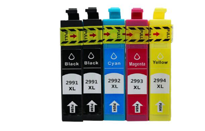 5PK T2991 29XL Compatible ink cartridge for Epson XP-235/ XP-332/ XP-335/ XP-432/XP-435/XP-247/XP-442/XP-342/XP-345 printer
