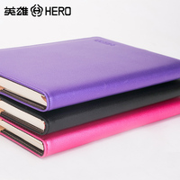 Hero A6 Notebook High Quality Contracted Recording Book Office School Supplies Free Shipping