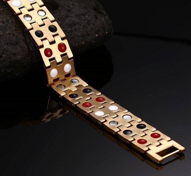 Купить модные ювелирные изделия золотого цвета из нержавеющей стали картинки