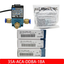 MAC 3 Port Electronic Boost Control Solenoid Valve 35A-ACA-DDBA-1BA With Brass Silencer(China)