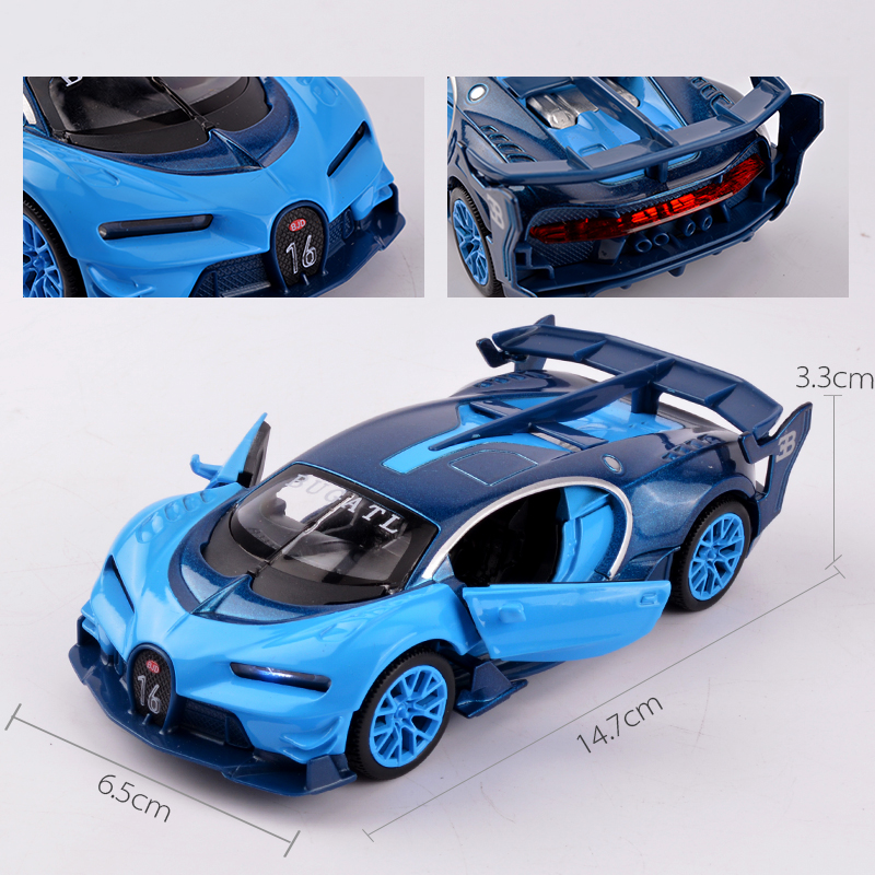 Diecast Model Scale 1 32 Toys Vehicles Cars 2 Racing Sport Car F1