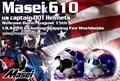 Men women ktm MASE Iron Man Patriot  personality special motorcycle offbeat half  open face motocross helmet-Blue-S,M,L,XL,XXL