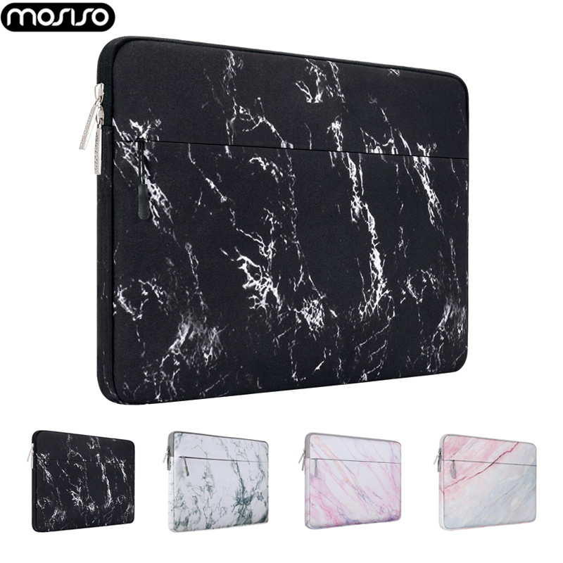 MOSISO Laptop Sleeve Case 11.6 13.3 14 15.6 Inch Notebook Sleeve Bag For Macbook Air Pro 13 15 Laptop Bag For Dell HP Asus Acer