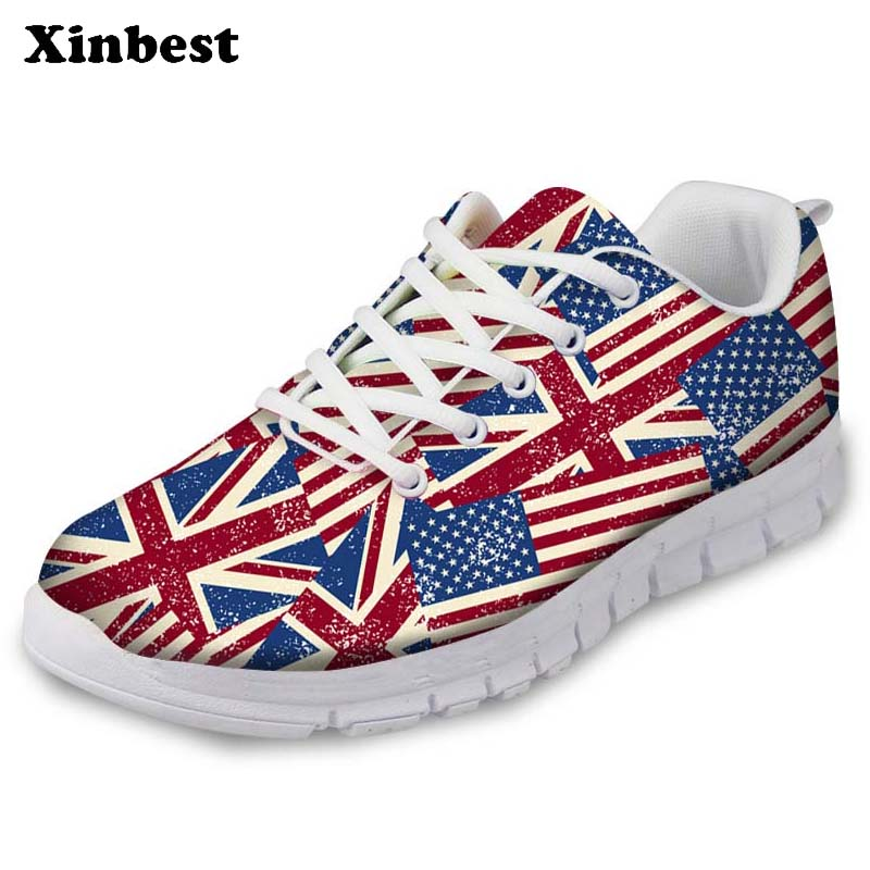 Xinbest Woman Brand Outdoor Athletic Comfortably Women Running Shoes Breathable Outdoor Jogging Fly line Fabric Womens Sneakers