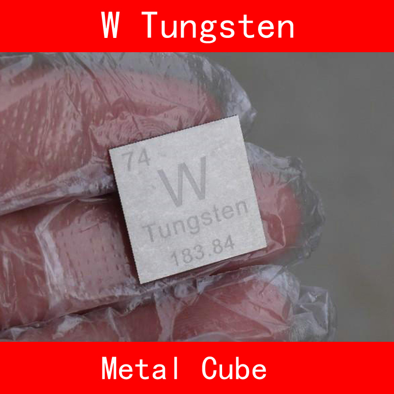 W Tungsten Cube Bulk Block Sheet Plate Pure 99.95% Metal Periodic Table of Elements for Research Study University Collection [zob] supply of new original authentic omron omron buzzer m2bj bh24d