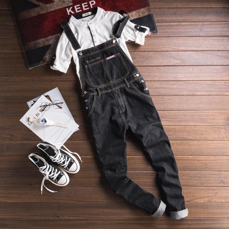 E Bib 3xl S Lavoro Formato Dimensioni Salopette 4xl Bretelle Uomo Sottili  Abbigliamento 5 Black Grandi ... f49a7aec2d9c