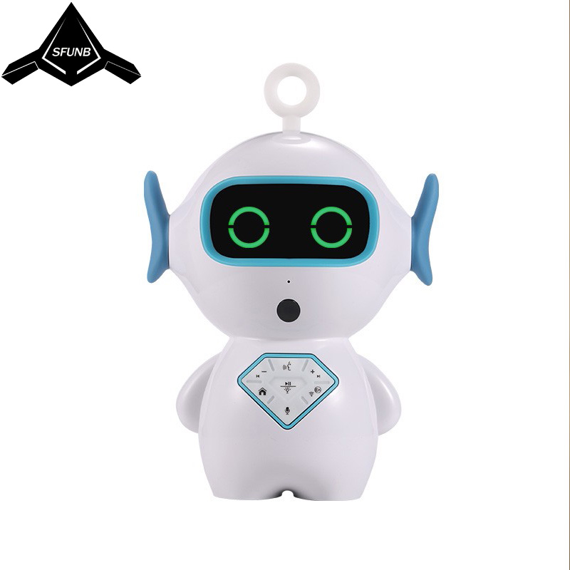 Robot Children Wifi Story Machine Voice Dialogue Ai Companion Robot Dog