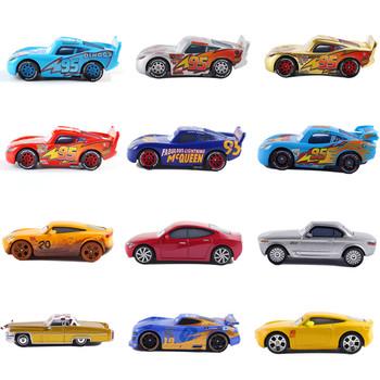 39 stylowe samochody samochody disney pixar 3 samochody 2 McQueen rodzina Mater Jackson Storm Ramirez 1 55 Die odlew metalowy zabawkowy model ze stopu tanie i dobre opinie Diecast Samochód 3 lat CHOKING HAZARD---Small parts Not for children Disney Cars toys Inne Cars Disney toys toy car