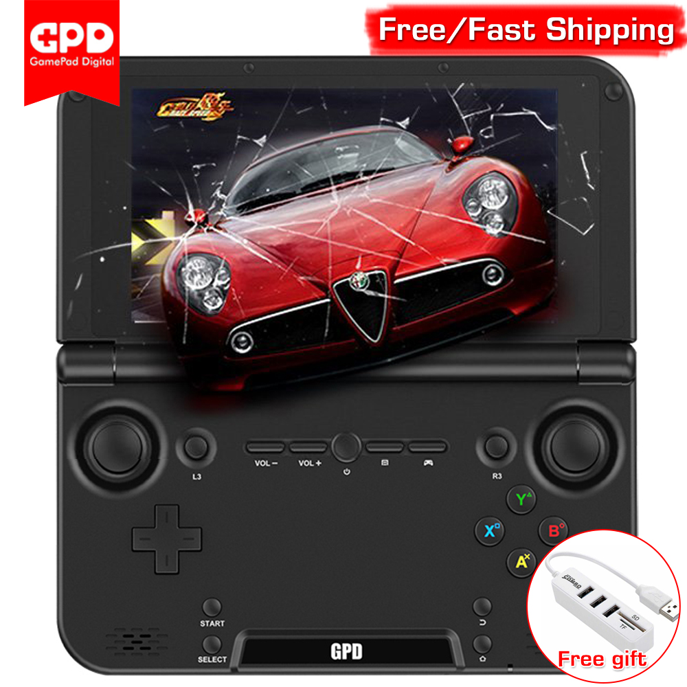 GPD XD PLUS 5 Inch Android7.0 Gamepad Tablet PC4GB/32GB MTK8176 SIX Core 2.1GHz Handled Gaming Console H-IPS 1280 Game Player screenshot