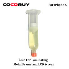 Novecel Cold Press 30ml Glue for iPhone X Compressing Bezel Frame with LCD Screen For Clamping Mold fixing frame