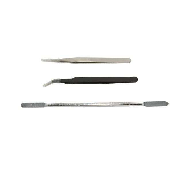 11 In 1 Canvas Magnetic Precision Screw Driver Kit Pentalobe 0.8 Magnetizer Tweezers Repair Tools Screwdriver for Phone Laptop
