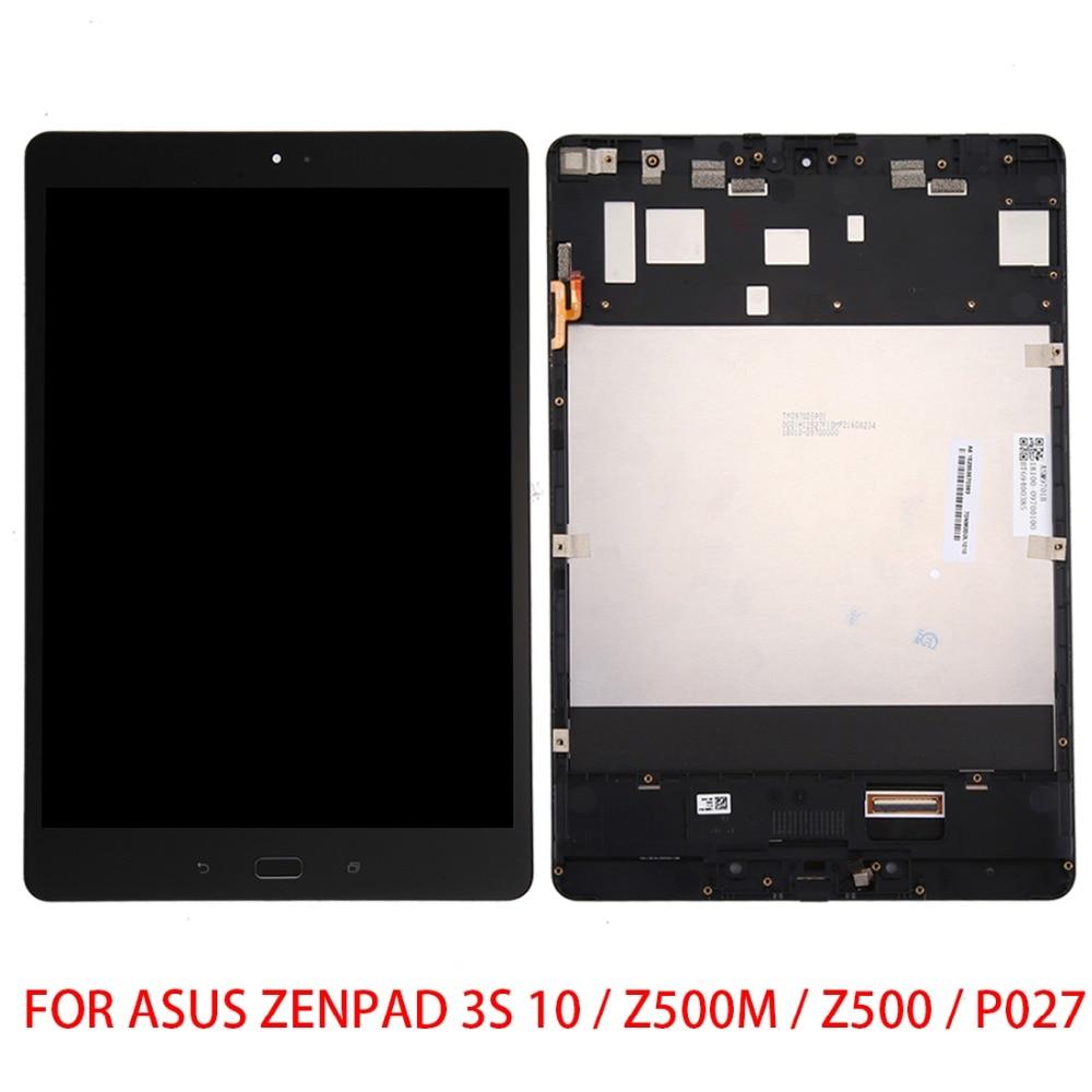 Écran LCD et numériseur complet avec cadre pour Asus ZenPad 3 S 10/Z500M/Z500/P027