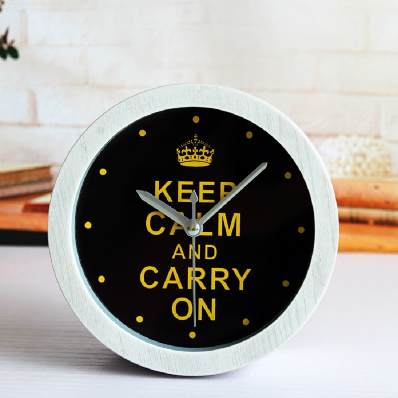 Imitation wood creative alarm automobile despertador digital watch electronic desk home decor klok masa saatial fajr clock