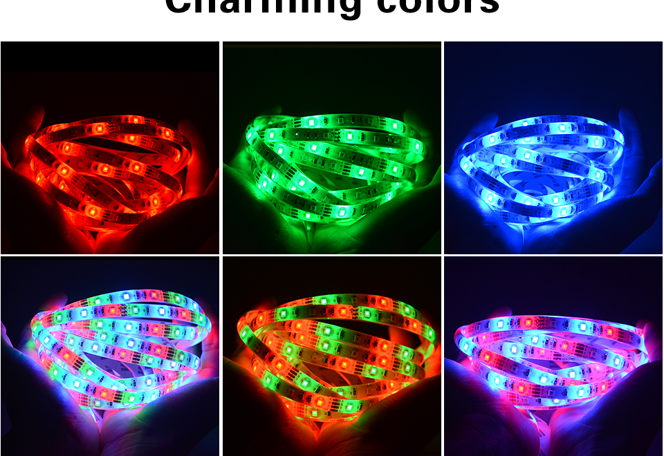 2835 USB LED Strip Light (5)