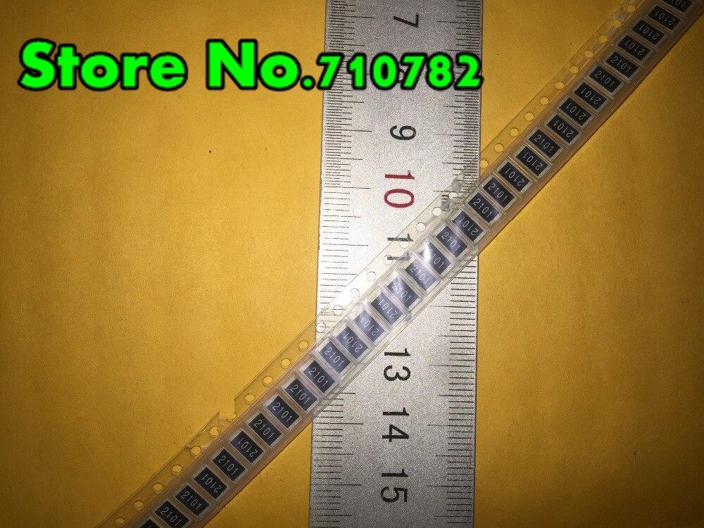 Free Shipping 100pcs Smd Resistor 2512 2 1k Ohm 2 1k 2101 1 Chip Resistor 1w 6432 6 4 3 2mm Thick Film Resistor Variable Resistor Modelresistor Chip Aliexpress
