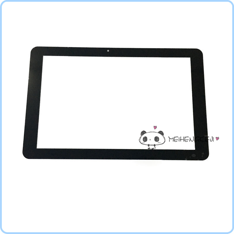 New 10.1 Inch Digitizer Front Touch Screen Glass Digitizer For Allview Viva H10 HD Tablet PC new 7 inch tablet pc mglctp 701271 authentic touch screen handwriting screen multi point capacitive screen external screen