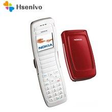 2650 100% Original Unlocked Nokia 2650 Flip 1.2' inch GSM mobile