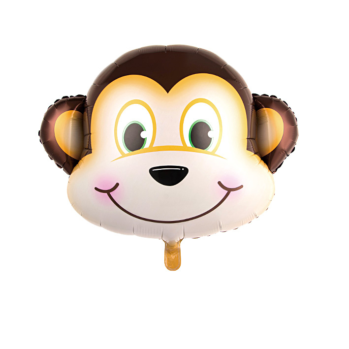 1pcs Animal Foil Balloon Ballons Decoration Birthday Jungle Party Decorations Kids Balloons Baby Shower Boy Globos Compleanno