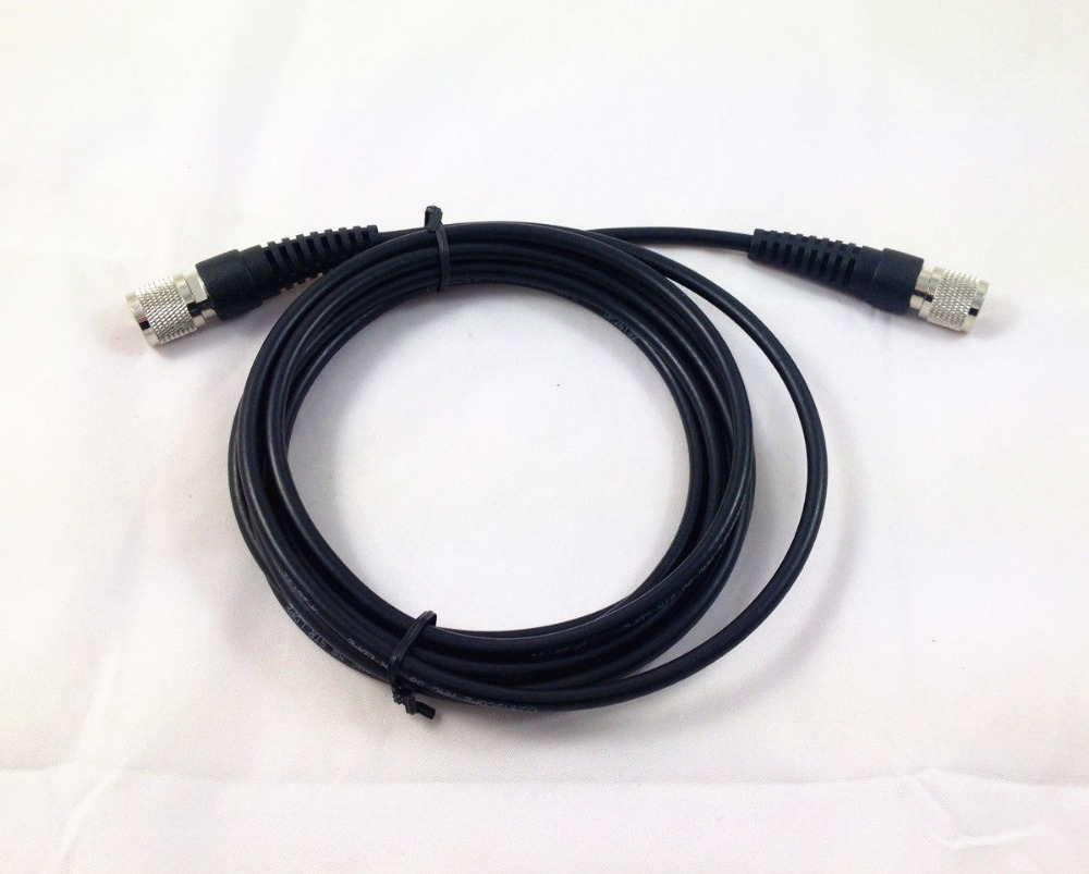 NEW 10M 32.81ft GPS Antenna Cable for leica Trimble topcon GPS TNC/M--TNC/M