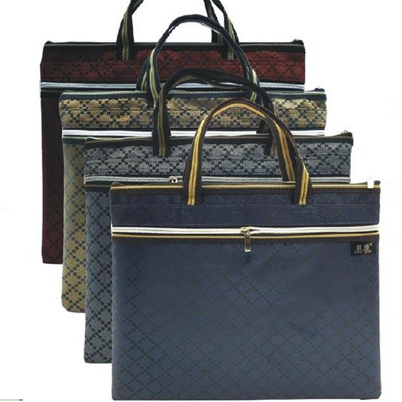 B4 High-end Laptop Bags Conference Bags Diamond Business Ideas Document Bag