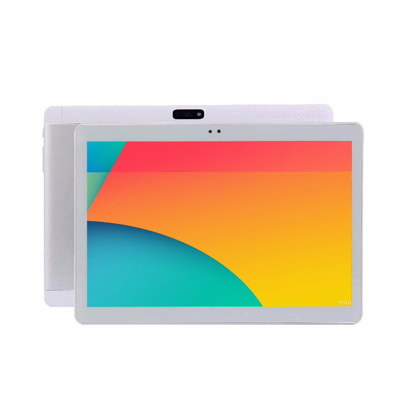 2018 new Android 7.0 tablet 10 Core 128GB ROM tablet 8MP dual camera dual card dual standby WIFI mobile smart tablet GPS 10.1 volteco bigcat dual