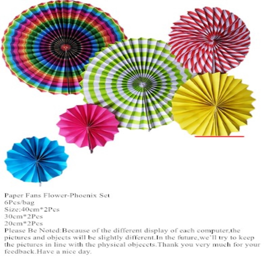 6pcs cyclone cheap paper fans for wedding tissue paper fans flowers 6pcs cyclone cheap paper fans for wedding tissue paper fans flowers party supplies wedding supplies party decorations in party diy decorations from home izmirmasajfo