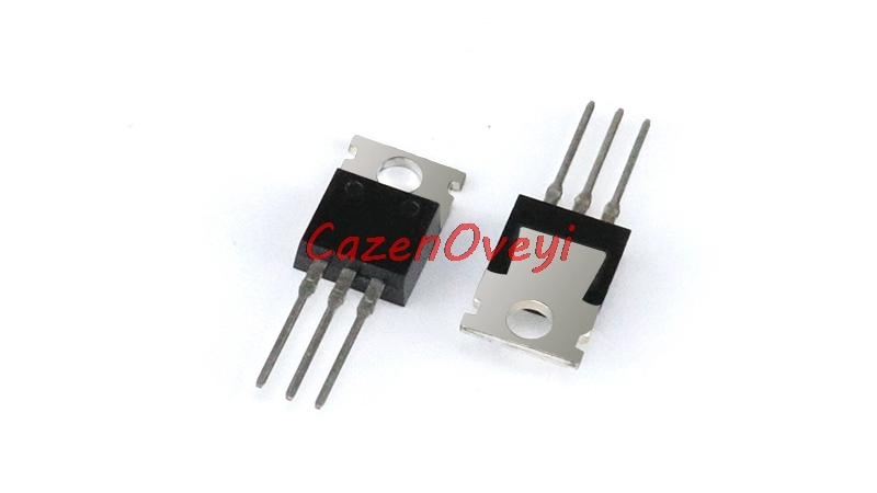 10pcs/lot L7805CV L7805 7805 TO-220 In Stock image