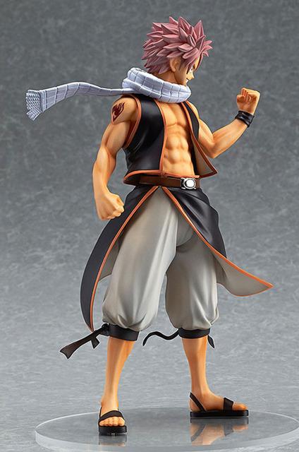 "23CM Fairy Tail ""Natsu"" Action Figure"